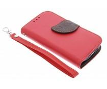 Blad Design Booktype Samsung Galaxy S3 Mini