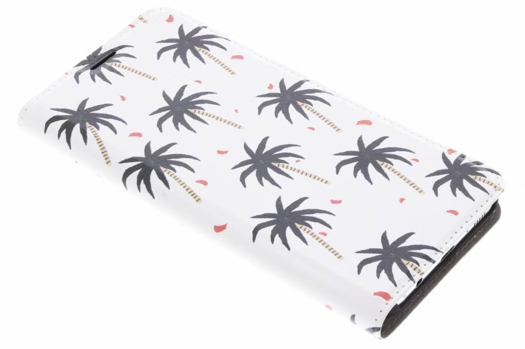 Palmbomen Design Booklet voor de Samsung Galaxy S8 Plus