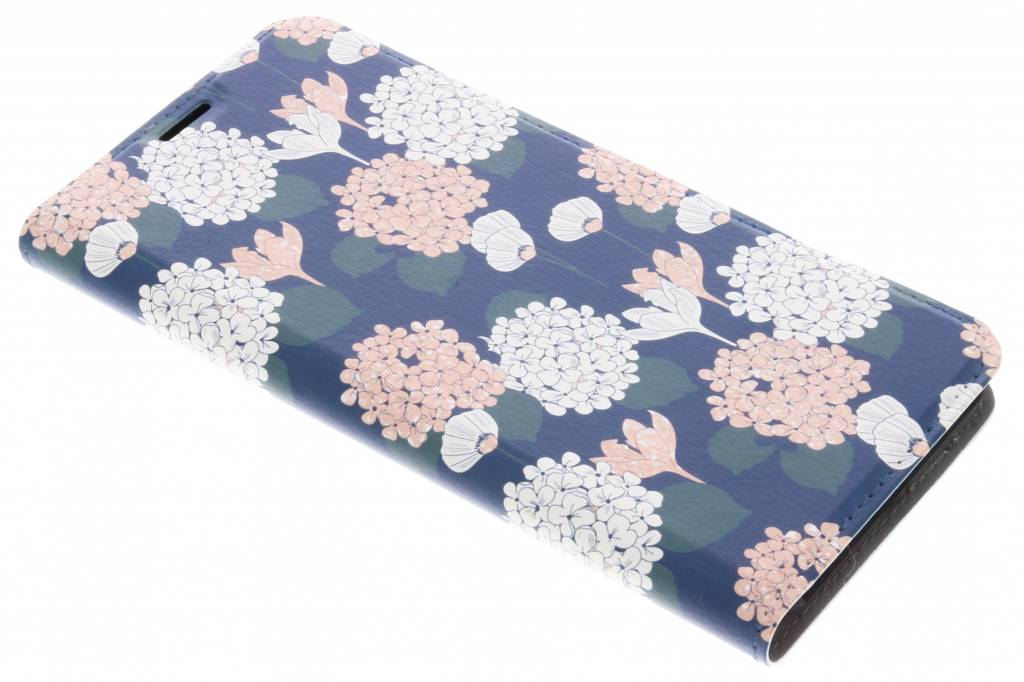 Design Hardcase Booktype voor Samsung Galaxy S8 Plus - Delicate Botanic Natuur