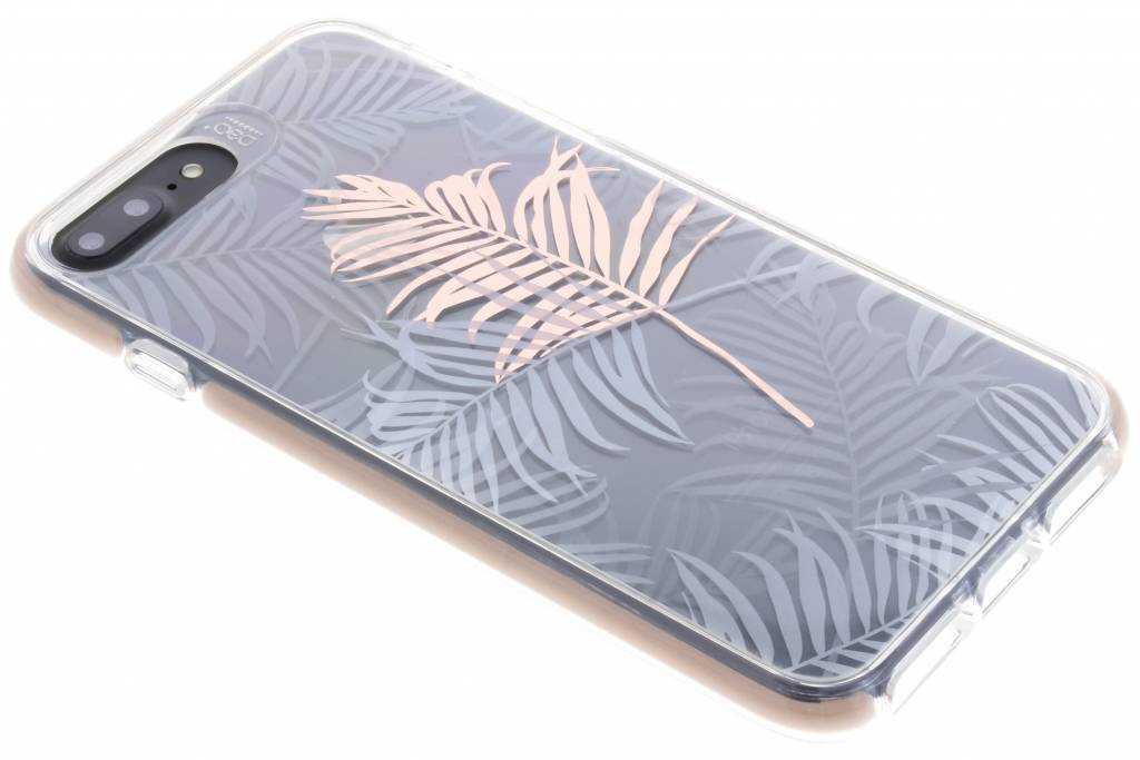 Gear4 Victoria Backcover voor iPhone 8 Plus / 7 Plus / 6(s) Plus - Palms