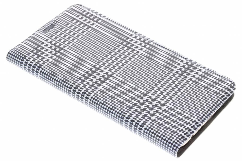 Design Hardcase Booktype voor Huawei Mate 10 Lite - Delicate Ruiten