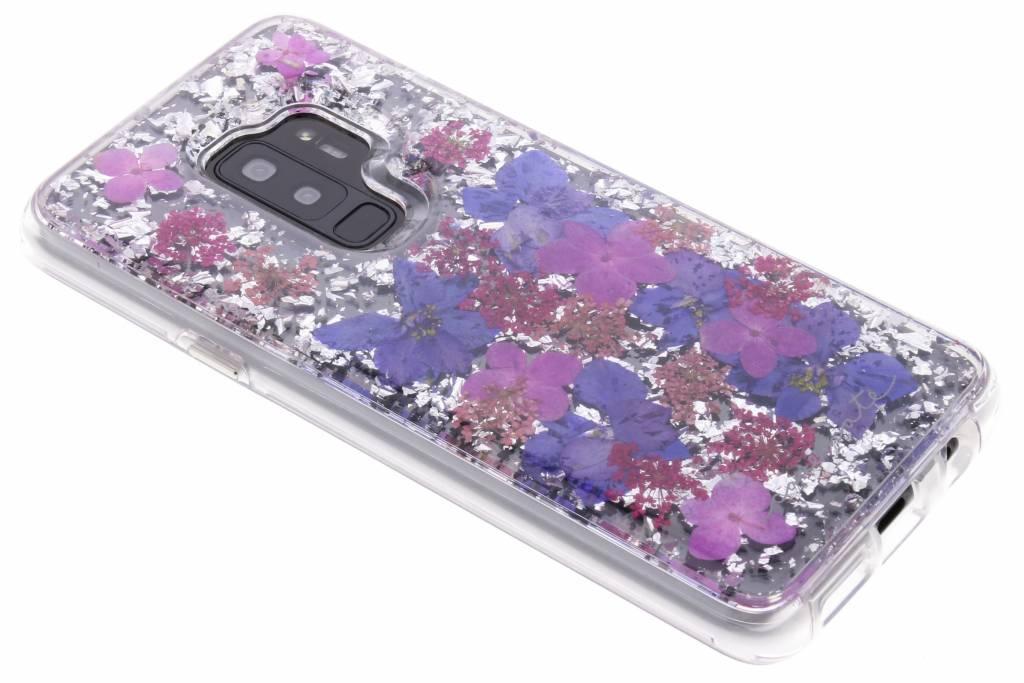 Chute D'eau Rose Nu Cas Difficile Pour Samsung Galaxy S9 CcVIS4gx