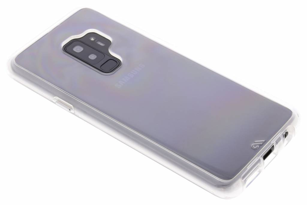 Case-Mate Naked Tough Backcover voor Samsung Galaxy S9 Plus - Transparant