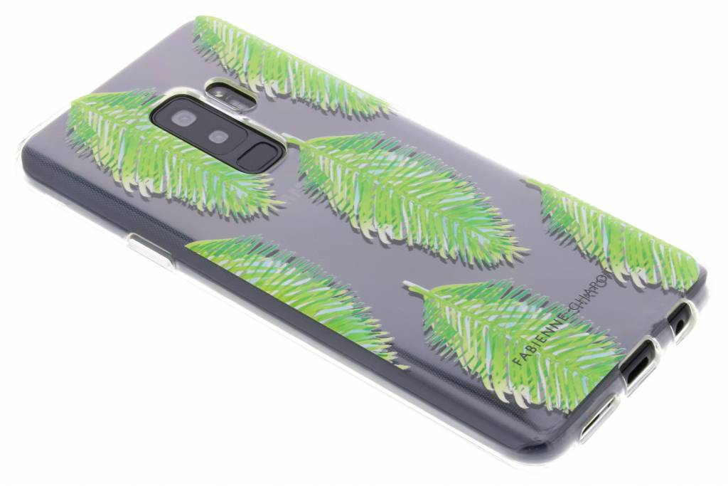 Blue Lagoon Softcase voor de Samsung Galaxy S9 Plus