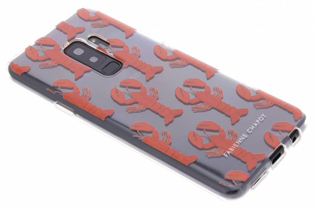 Lobster Softcase voor de Samsung Galaxy S9 Plus