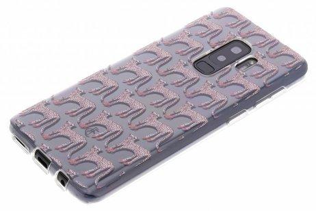 Samsung Galaxy S9 Plus hoesje - Fabienne Chapot Design Softcase