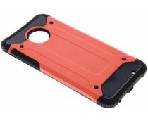 Rood Rugged Xtreme Case Motorola Moto E5 / Moto G6 Play