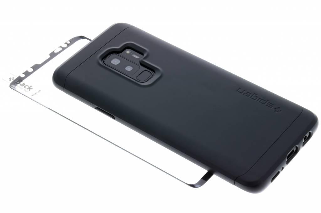 Zwarte Thin Fit 360™ Hardcase voor de Samsung Galaxy S9 Plus