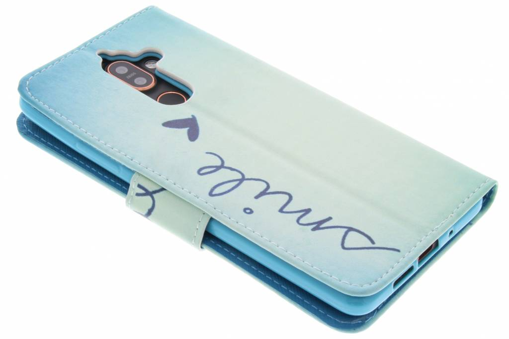 Sourire Conception Booktype Case Tpu Pour Samsung Galaxy S9 T2cQOskf