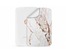Wit marmer design HP Sprocket Skin