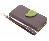 Blad Design Booktype Samsung Galaxy S4 Mini
