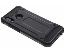 Zwart Rugged Xtreme Case Huawei P20 Lite