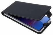 Accezz Flipcase voor Huawei P20 - Zwart
