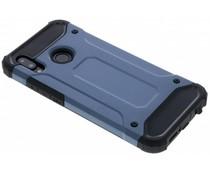 Donkerblauw Rugged Xtreme Case Huawei P20 Lite