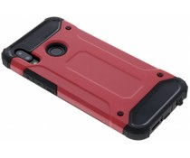 Rood Rugged Xtreme Case Huawei P20 Lite