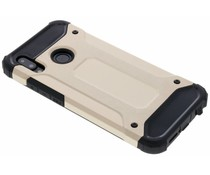 Goud Rugged Xtreme Case Huawei P20 Lite