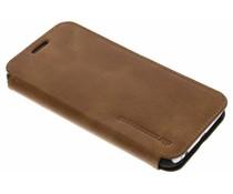 dbramante1928 Bruin Frederiksberg 2 Book Case Samsung Galaxy S6