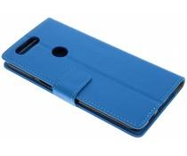 Blauw TPU Bookcase OnePlus 5T