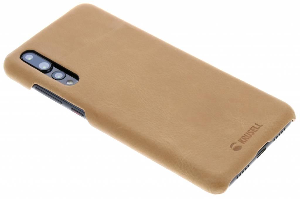 Krusell Bruine Sunne Cover voor de Huawei P20 Pro
