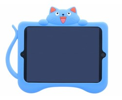 Kat dieren tablethoes iPad (2018) / (2017)
