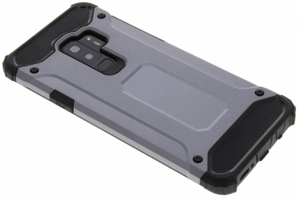 Grijze Rugged Xtreme Case voor de Samsung Galaxy S9 Plus