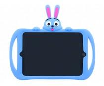 Konijn dieren tablethoes iPad (2018) / (2017)