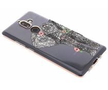 Dieren design TPU hoesje Nokia 7 Plus