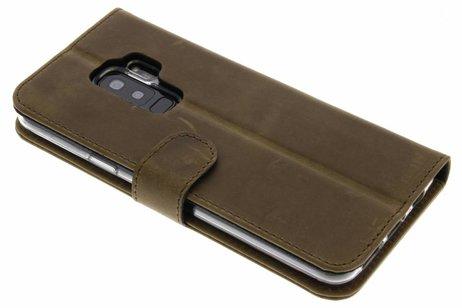 Samsung Galaxy S9 Plus hoesje - Valenta Classic Luxe Booktype