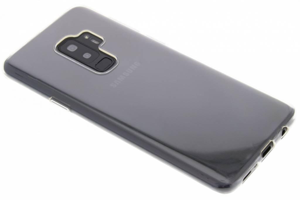 Ultra thin transparant TPU hoesje voor de Samsung Galaxy S9 Plus