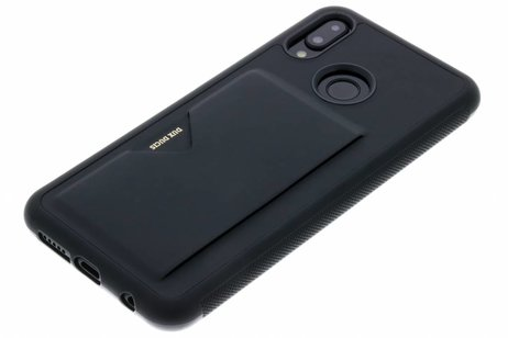 Huawei P20 Lite hoesje - Dux Ducis Cardslot Backcover