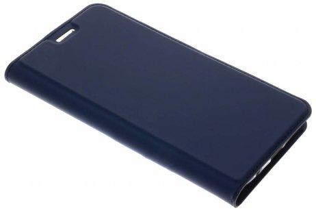 Dux Ducis Slim Softcase Booktype voor Motorola Moto E5 / G6 Play - Donkerblauw
