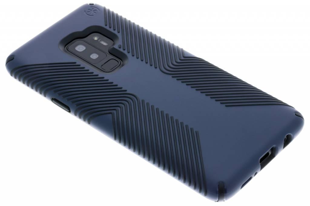 Blauwe Presidio Grip Case voor de Samsung Galaxy S9 Plus