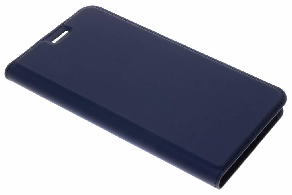 Dux Ducis Blauwe Slim TPU Booklet voor de Asus ZenFone 5 / 5Z