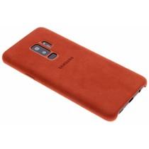 Samsung Alcantara Backcover Samsung Galaxy S9 Plus