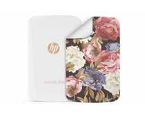 Romantic Bloemen design HP Sprocket Plus Skin
