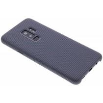 Samsung Grijs originele Hyperknit Cover Galaxy S9 Plus