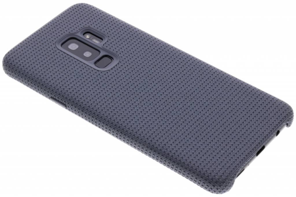 Grijze originele Hyperknit Cover voor de Galaxy S9 Plus