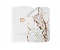 Wit marmer design HP Sprocket Plus Skin