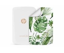 Monstera design HP Sprocket Plus Skin