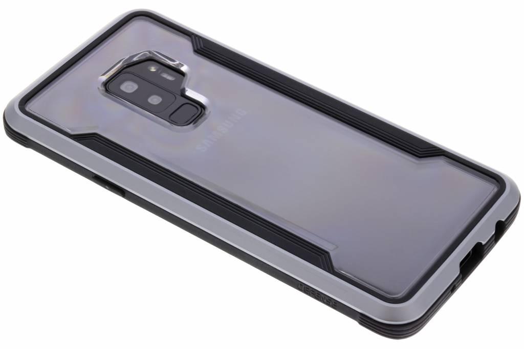 Grijze Defense Shield Cover voor de Samsung Galaxy S9 Plus