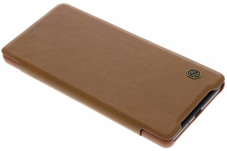 Sony Xperia XZ2 hoesje - Nillkin Qin Leather Slim