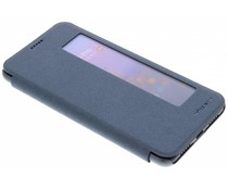 Nillkin Grijs Sparkle slim booktype hoes Huawei P20 Pro