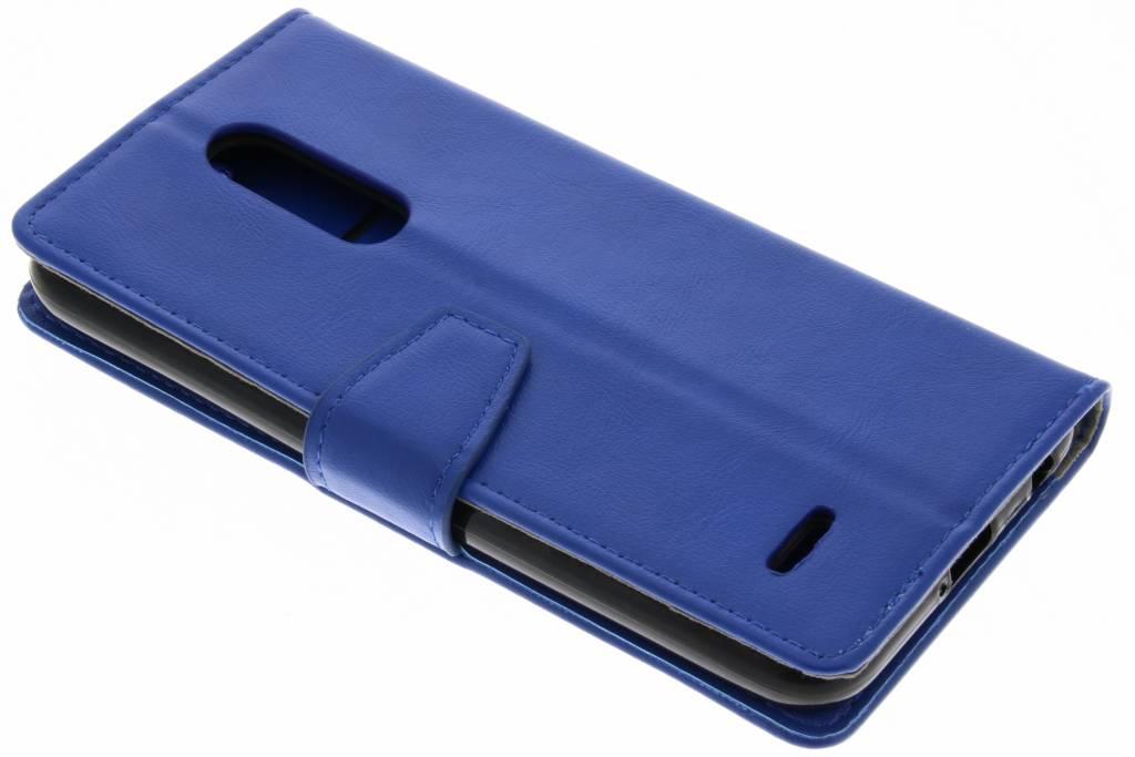 Blauwe Zakelijke Booklet voor de LG K11