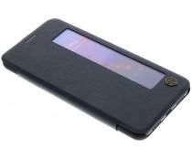 Nillkin Zwart Qin Leather Case Huawei P20 Pro