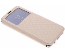Goud Rhombus hoesje Samsung Galaxy S9