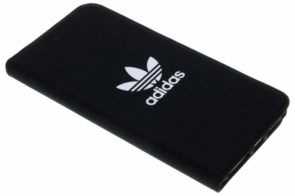 adidas Originals Adicolor Booktype voor iPhone 8 Plus / 7 Plus / 6(s) Plus - Zwart
