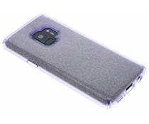 Speck Paars Presidio Clear + Glitter Samsung Galaxy S9