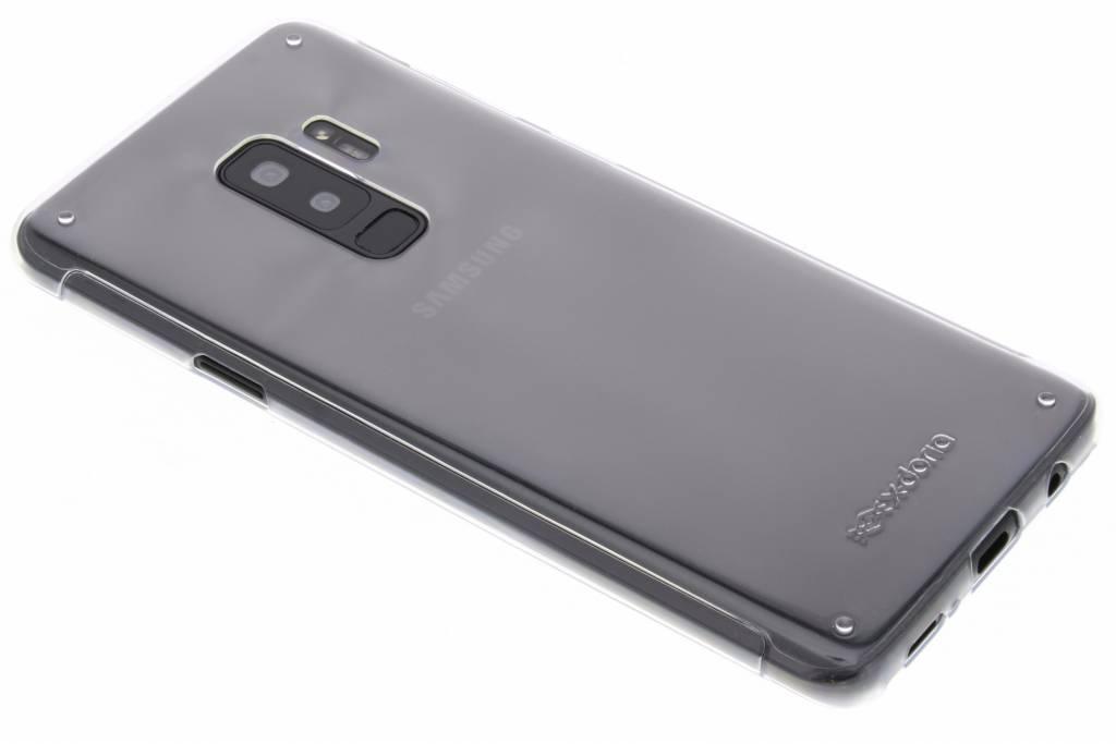 X-Doria 360° Defense Cover voor Samsung Galaxy S9 Plus - Transparant