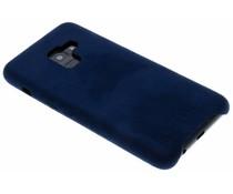 Bugatti Blauw Porto Ultrasuede® Snap Case Samsung Galaxy A8 (2018)