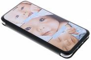 Huawei P20 gel booktype hoes ontwerpen (eenzijdig)